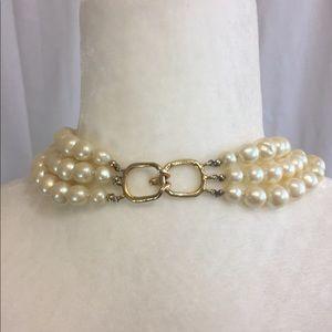 Les Bernard Jewelry - 💋🔥Les Bernard Vintage Faux Pearl Necklace